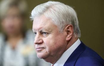 Лидер «Справедливой России» Сергей Миронов обратился вГенпрокуратуру иВерховный суд из-за дела «Сети»