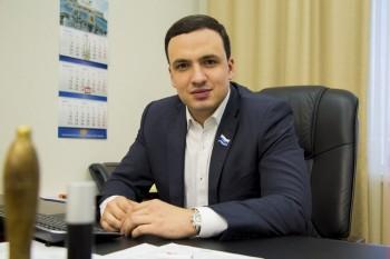 Депутат Дмитрий Ионин стал заместителем председателя комиссии Госдумы по доходам депутатов и этике
