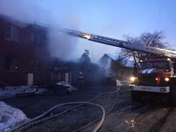 ВЕкатеринбурге вовремя пожара вприюте погибла женщина