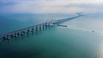 Росавтодор объявил конкурс на строительство дороги отКраснодара доКрымского моста за100 миллиардов рублей