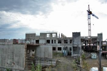 Правительство Свердловской области ищет проектантов по сносу недостроенной детской многопрофильной больницы в Нижнем Тагиле
