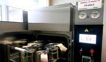 В детской больнице Нижнего Тагила установили новое стерилизационное оборудование