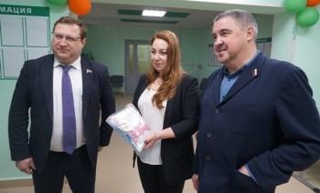 Депутат Госдумы отчитался о визите в роддом в Архангельской области, закрывшийся два года назад