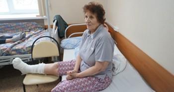 В Свердловской области вдове фронтовика сделали операцию, которую она ждала 7 лет