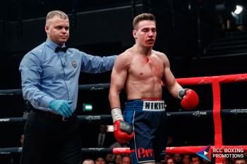 Боксёр из Нижнего Тагила Никита Кузнецов потерпел первое поражение на профессиональном ринге
