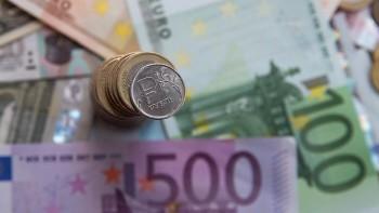 Российские банки начали продавать евро по95 рублей