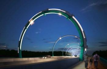 Победившая в конкурсе по контролю за возведением моста через Тагильский пруд компания отказалась заключать контракт с мэрией