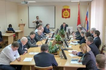 Мэрия и гордума Нижнего Тагила встретились с главами крупных предприятий для мобилизации избирателей на голосование за поправки в Конституцию РФ