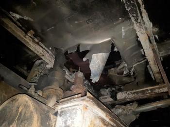 В Нижнем Тагиле на Вагонке сгорела котельная