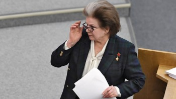 СМИ: Семья Валентины Терешковой начала зарабатывать на госзакупках и проекте Ротенберга