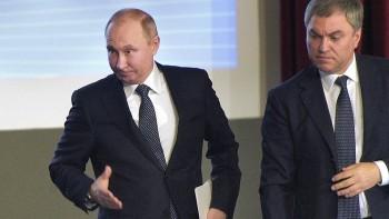 «Мы его должны защитить»: спикер Госдумы Володин заявил, что преимущество России— это ненефть игаз, аВладимир Путин