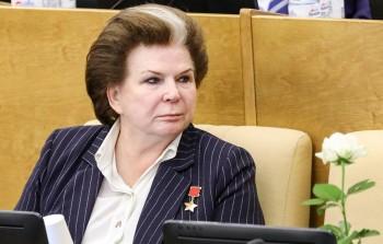 Данные о недвижимости Валентины Терешковой исчезли из Росреестра