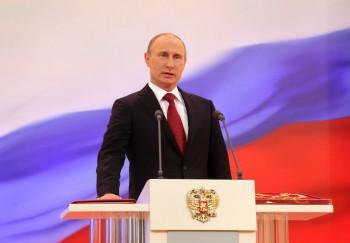 Владимир Путин подписал законопроект о поправках в Конституцию