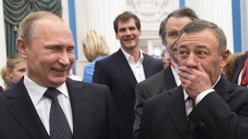 Путин присвоил Аркадию Ротенбергу звание Героя труда застроительство Крымского моста