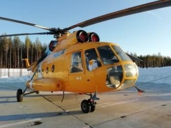 ВКоми обстреляли вертолёт, который доставлял топливо для техники настанции Шиес