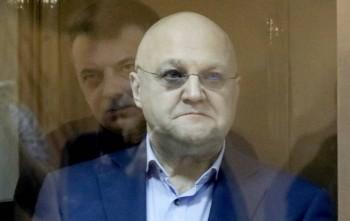 Суд приговорил бывшего начальника московского СК Дрыманова к 12 годам колонии