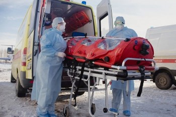 В Санкт-Петербурге с подозрением на коронавирус госпитализировали 19 детей