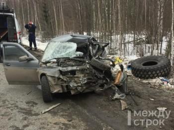 В ГИБДД рассказали подробности аварии на трассе Нижний Тагил — Нижняя Салда