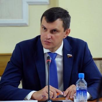 Депутат Госдумы от Нижнего Тагила Алексей Балыбердин отменил личные приёмы избирателей из-за угрозы коронавируса