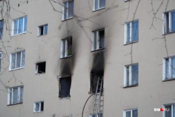 В жилом доме в Перми произошёл взрыв газа, есть погибшие