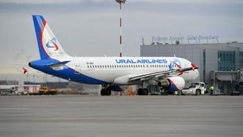 «Уральские авиалинии» отменили восемь рейсов изКольцово вМоскву