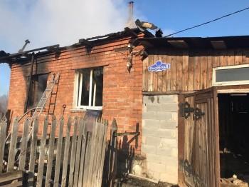 В Нижнем Тагиле в садовом домике во время пьянки заживо сгорели двое молодых людей