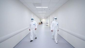 В Санкт-Петербурге больницам запретили плановый приём пациентов