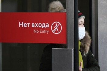 ВМоскве нанеделю закроют все рестораны,парки и непродовольственные магазины