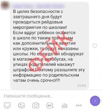 Полиция Свердловской области опровергла информацию об «охоте» силовиков на школьников на улицах