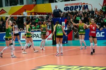 «Уралочка-НТМК» стала бронзовым призёром чемпионата России по волейболу