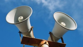 Жителей Нижнего Тагила через громкоговорители просят вернуться в свои квартиры