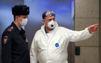 Госдума утвердила штрафы до40 тысяч рублей занарушение карантина