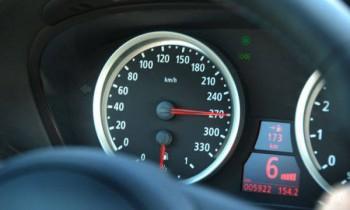 ГИБДД: После введённого в Свердловской области режима самоизоляции водители стали чаще превышать скорость