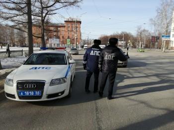 В ГИБДД Нижнего Тагила предупредили водителей об ухудшении дорожных условий