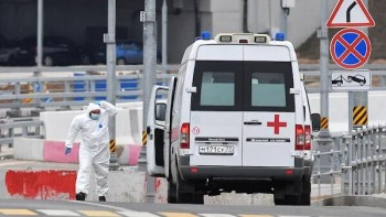 ВРоссии зарегистрирован 771 новый случай заражения коронавирусом. Всего заболели 3548 человек