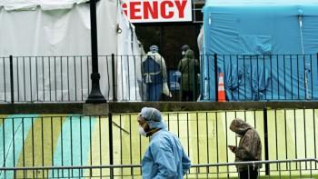 Госдепартамент: США заплатилиРоссии за гуманитарную помощь для борьбы скоронавирусом