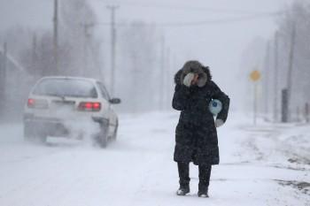Натрассах Свердловской области ожидаются гололедица исильный ветер
