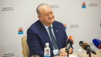 Губернатор Камчатки ушёл вотставку