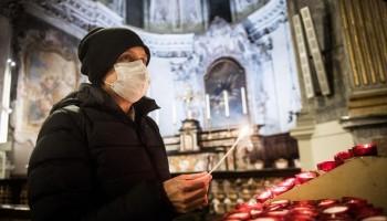 В Госдуме призвали органы здравоохранения обеспечить священнослужителей средствами защиты