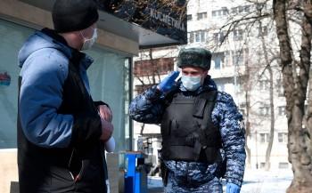 Парламент Свердловской области озвучил суммы штрафов за нарушение режима самоизоляции