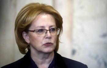 Вероника Скворцова спрогнозировала пик коронавирусной инфекции вРоссии навторую половину апреля