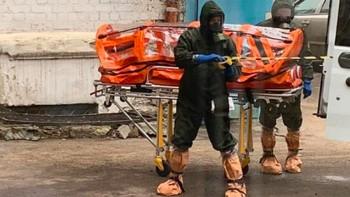 ВБеларуси госпитализировали 15 россиян скоронавирусом