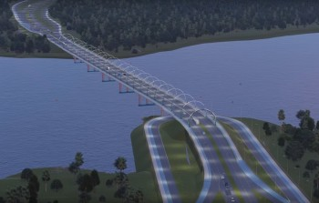 «Контроль будет строгим»: на месте возведения моста через Нижнетагильский пруд начал работать строительный контроль