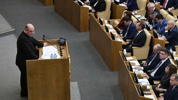 Правительство перенесёт отчёт перед Госдумой из-за коронавируса