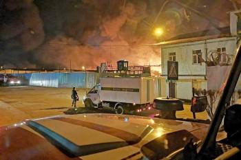 Правозащитники обратились вООН после бунта заключённых виркутской колонии