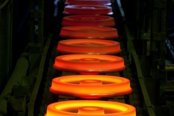 На ЕВРАЗ НТМК разработали инновационное колесо для грузовых вагонов