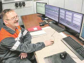 На ЕВРАЗ КГОКе автоматизировали процесс подготовки сырья для производства агломерата