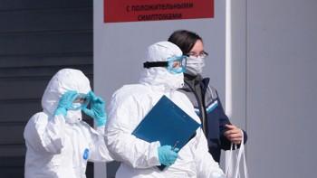 Оперативный штаб Москвы заявил о планах штрафовать москвичей сОРВИ занарушение самоизоляции