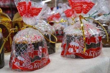 Освящённые куличи по старинным рецептам тагильчане смогут купить в магазинах рядом с домом