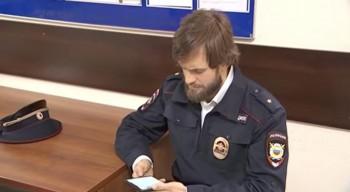 Задержанным в полицейской форме в Москве оказался Пётр Верзилов